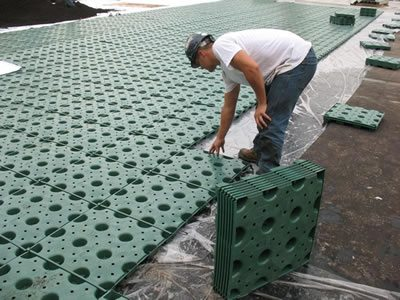 Green roofs cupolex sustainable building solutions - Cupolex windi ...
