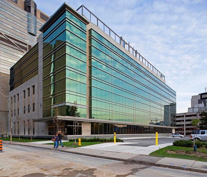 Centre for Phenogenomics-Mt  Sinai Hospital | Cupolex - Sustainable